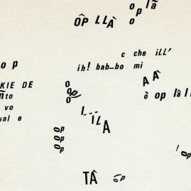 Patrizia Vicinelli – La poesia e l'azione