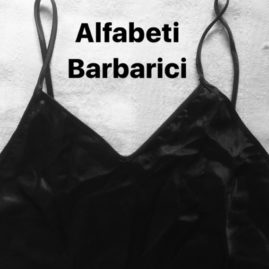 ALFABETI BARBARICI – BARBARIC ALPHABETS